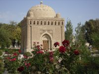 Samaniden-Mausoleum in Buchara